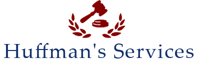 Huffman's Services, Logo